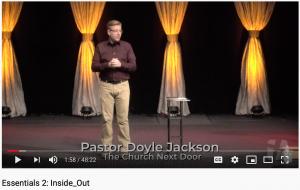 Pastor Doyle Jackson